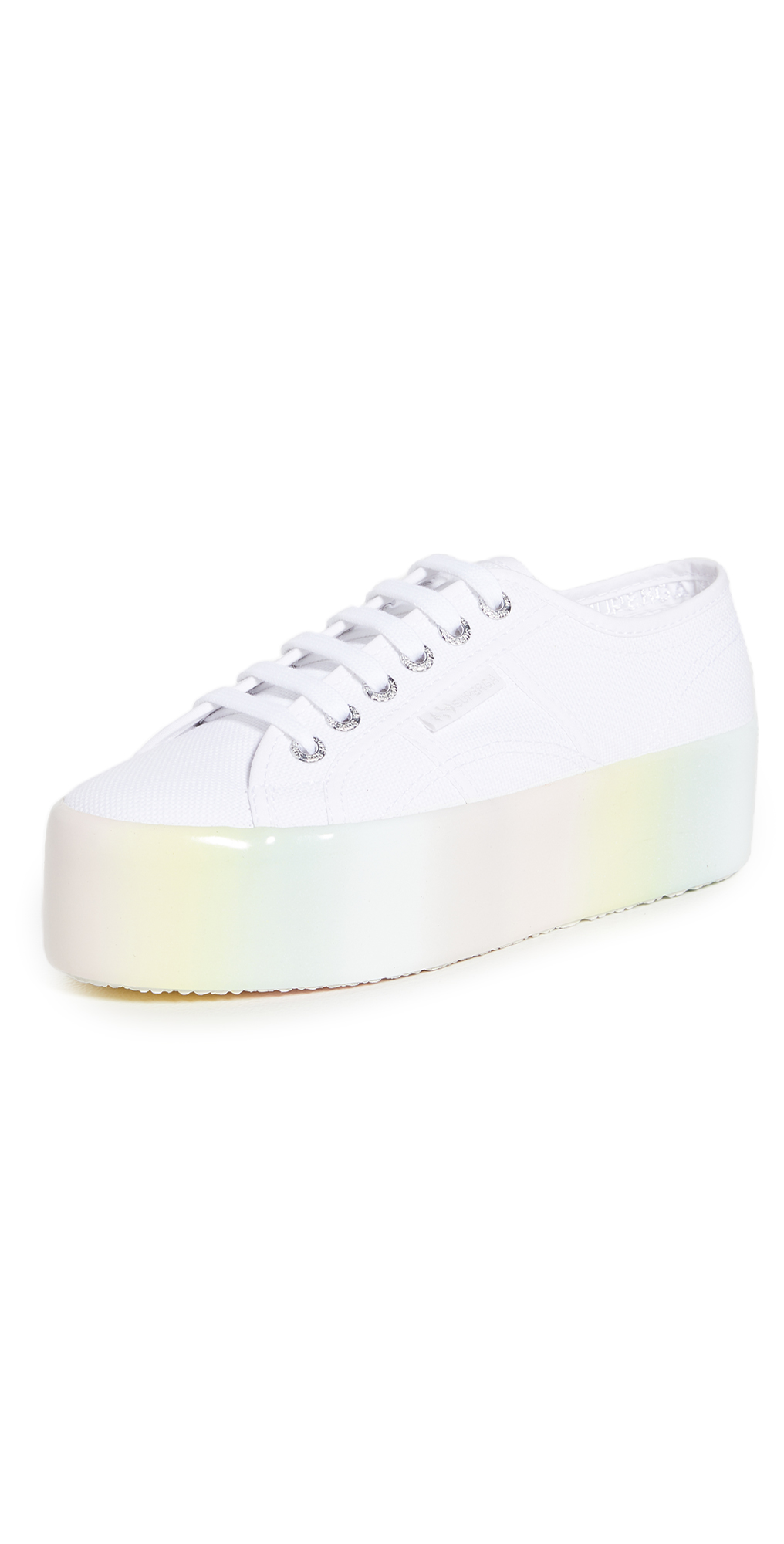 Superga 2790 Sneakers with Gradient Foxing