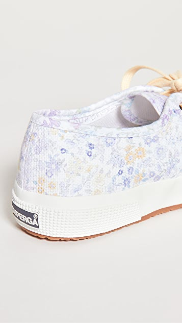 Superga x LoveShackFancy 2750 Flower Mix 2 Sneakers
