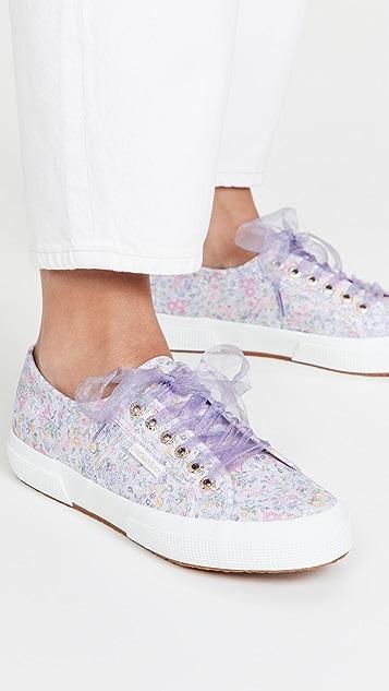 Superga x LoveShackFancy 2750 Flower Sneakers