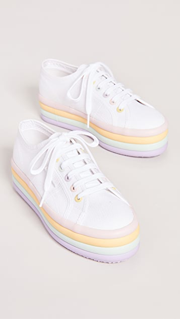 Superga 2790 Candy Platform Sneakers
