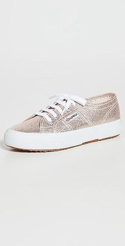 Superga - 2750 金银丝运动鞋