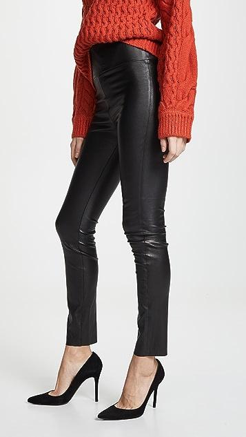 SPRWMN 高腰贴腿裤