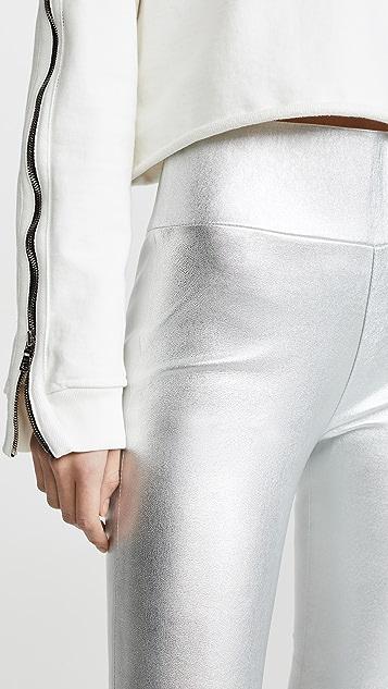 SPRWMN High Waist Leather Leggings