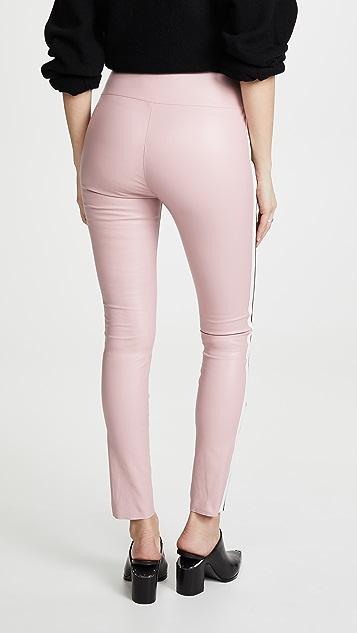 SPRWMN Bi Color Stripe Leggings