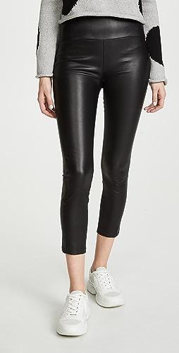 SPRWMN - 七分贴腿裤