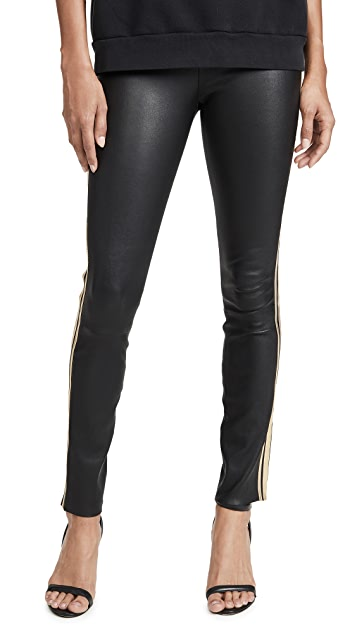 SPRWMN Leather Ankle Leggings