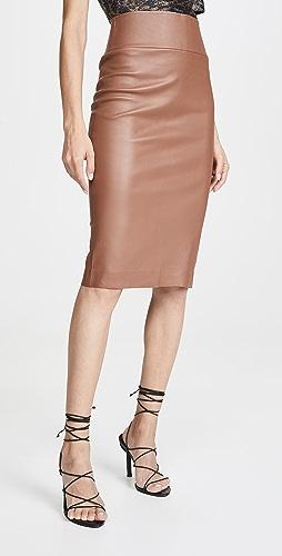 SPRWMN - Leather Pencil Skirt