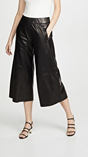 SPRWMN 皮裙裤