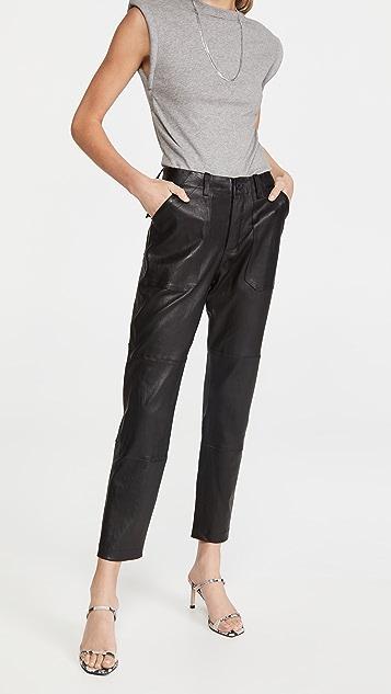 SPRWMN 军旅风格长裤