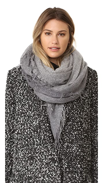 Spun Scarves by Subtle Luxury New York Cashmere Scarf
