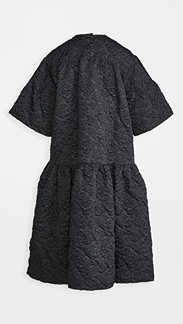 Simone Rocha Long Gathered Dress