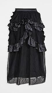 Simone Rocha 骷髅头半身裙