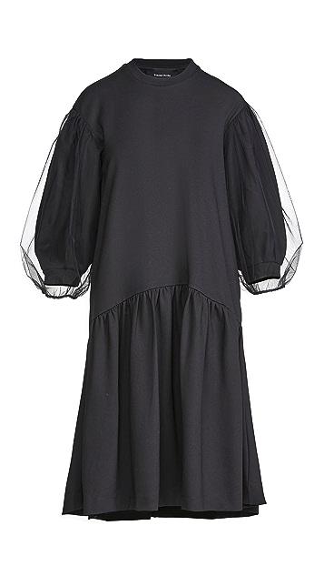 Simone Rocha Puff Sleeve Dress