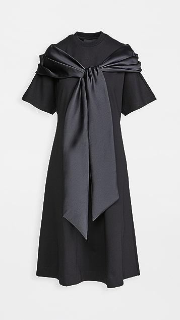 Simone Rocha A 字剪裁裹身连衣裙