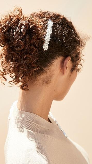 Simone Rocha 花朵发夹