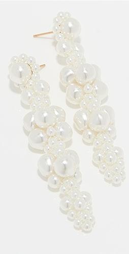 Simone Rocha - Cluster Drip Earrings