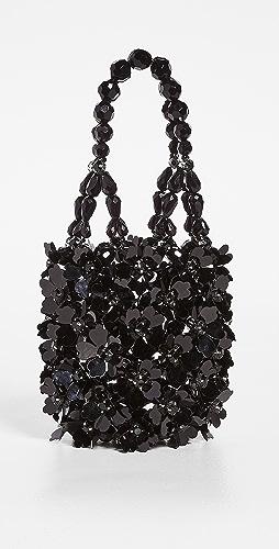 Simone Rocha - Handheld Beaded Bindle Bag