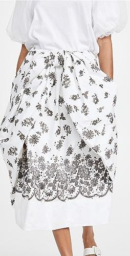 Simone Rocha - Bow Front Skirt