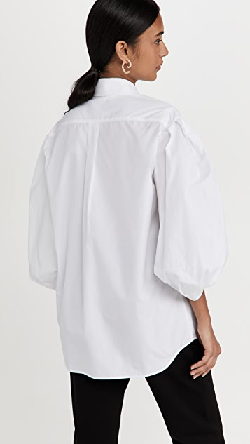 Simone Rocha Signature Sleeve Boy Shirt