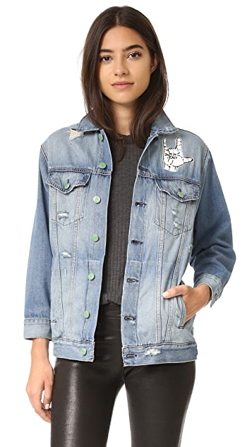 Sandrine Rose The Jean Jacket