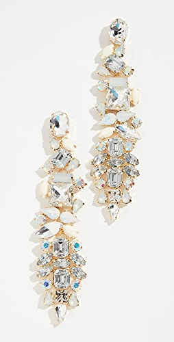 Stella + Ruby - Crystal Drop Earrings