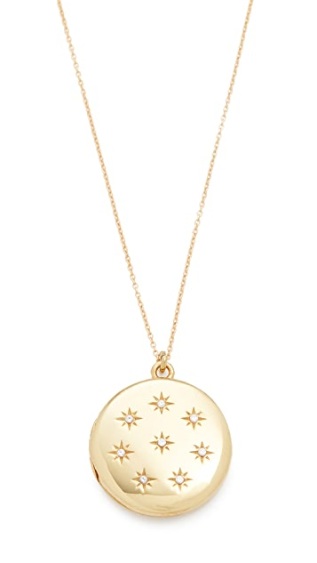 Sasha Samuel Twilight Star Locket Necklace