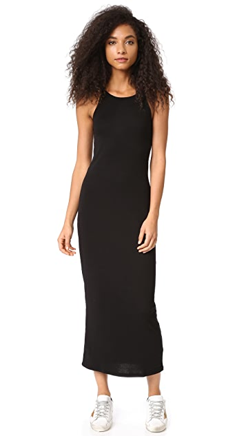 Stateside 1x1 Rib Maxi Dress