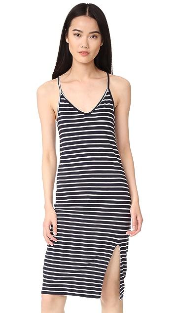 Stateside Stripe Tank Dress