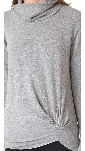 Stateside Twist Turtleneck Sweatshirt