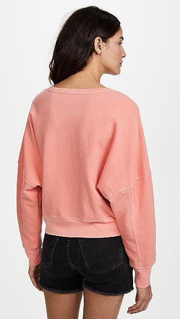 Stateside Raglan Sweatshirt