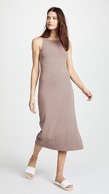 Stateside Rib Tank Dress