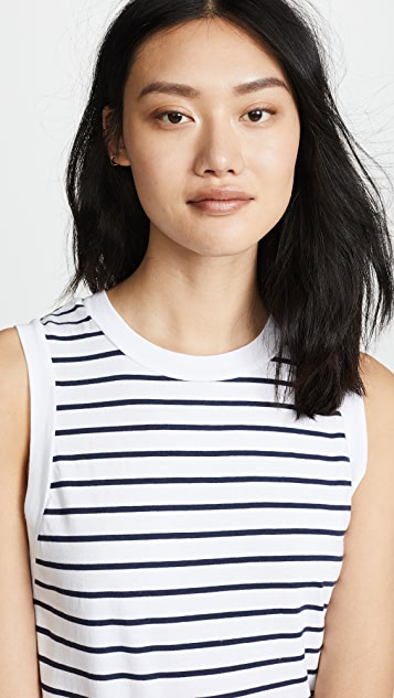 Stateside Stripe Tank Dress