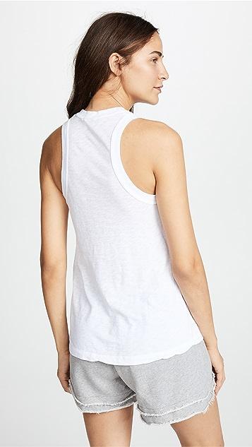 Stateside Тонкая футболка без рукавов