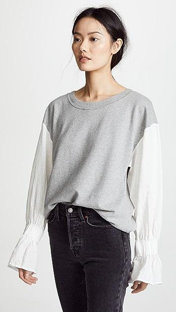 Stateside Combo Sweatshirt