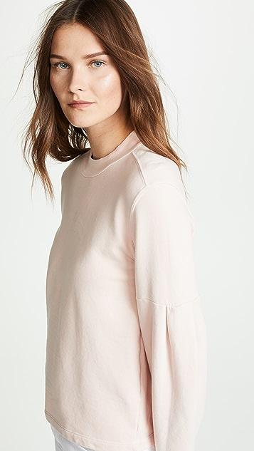 Stateside Flute Sleeve Sweatshirt