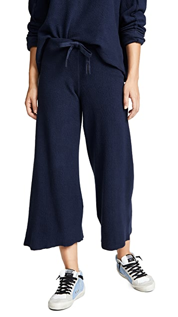 Stateside Sherpa Wide Leg Pants