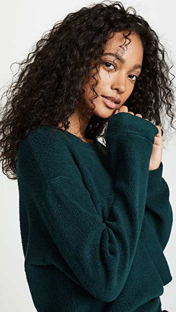 Stateside Sherpa Terry Sweatshirt