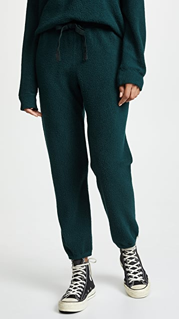Stateside Sherpa Terry Sweatpants