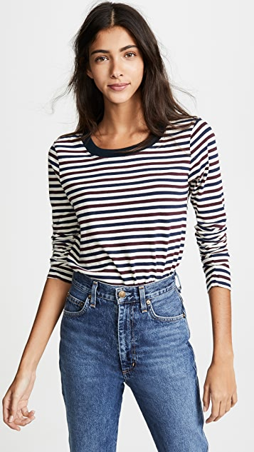 Stateside Striped Long Sleeve Tee