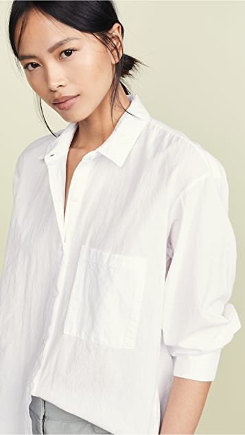 Stateside Oxford Button Down Shirt