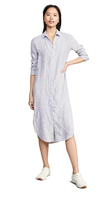 Stateside Linen Dress