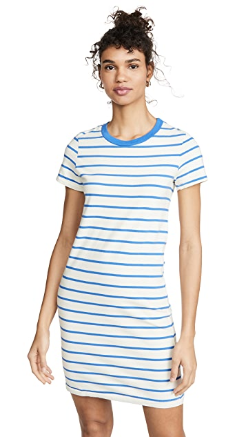 Stateside Stripe Tee Dress