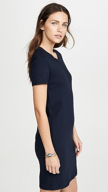 Stateside Платье-футболка из джерси