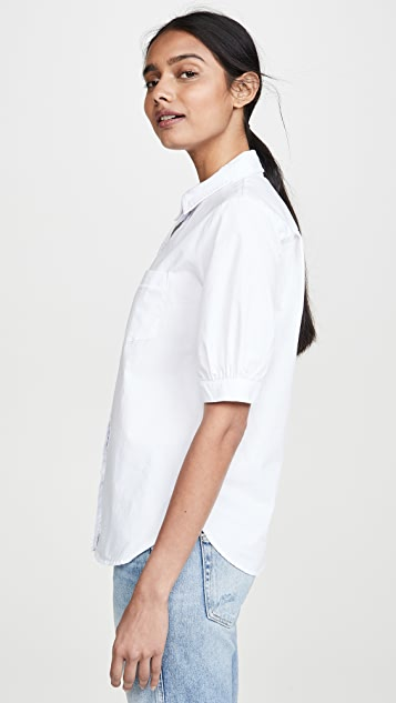 Stateside Poplin Button Down