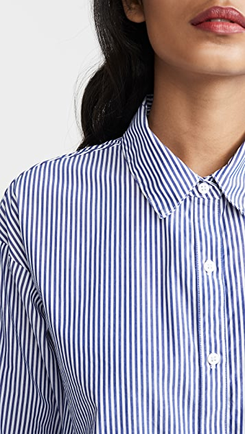 Stateside Stripe Shirting Button Down