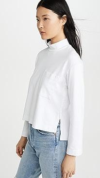 Mock Sweatshirt