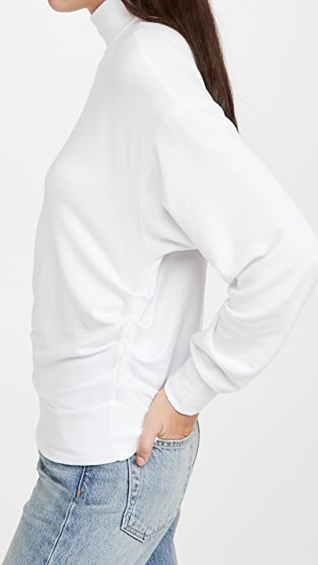 Stateside 半高领绒布运动衫