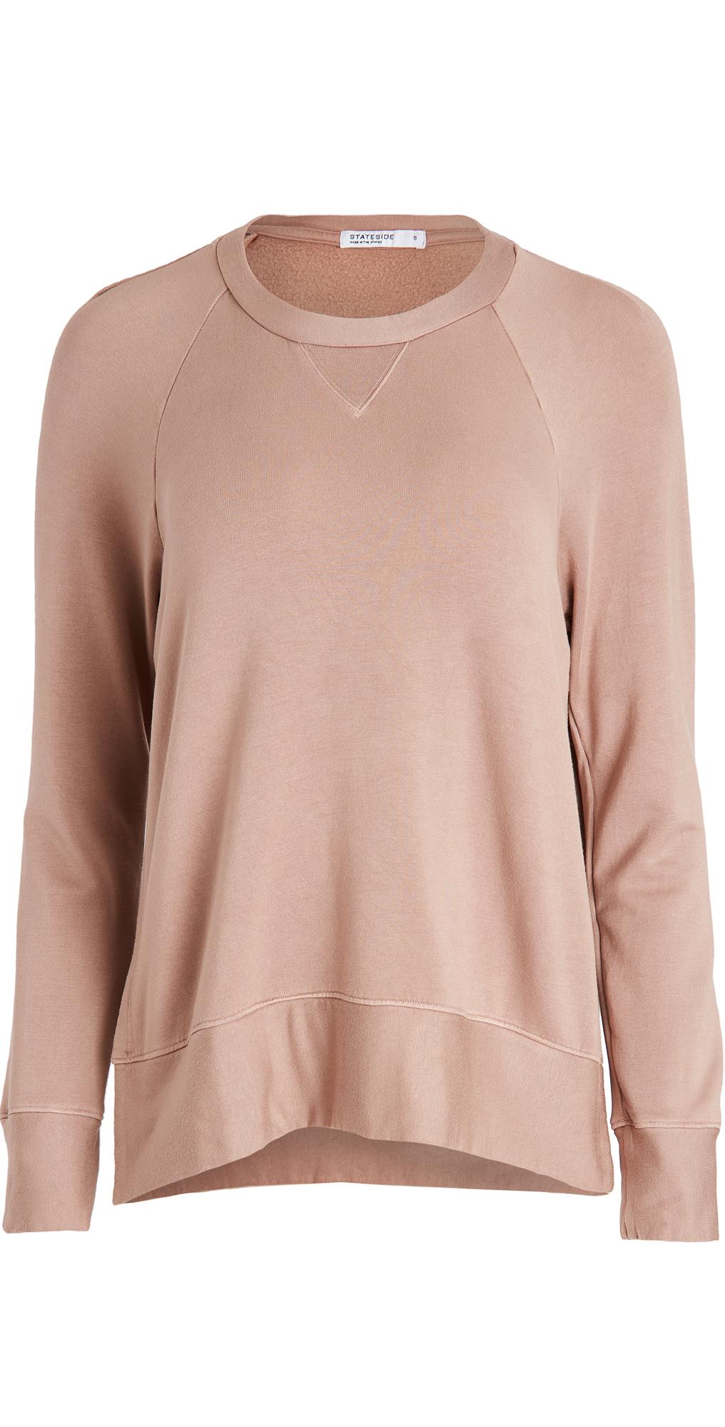 Stateside Fleece Raglan Sweatshirt