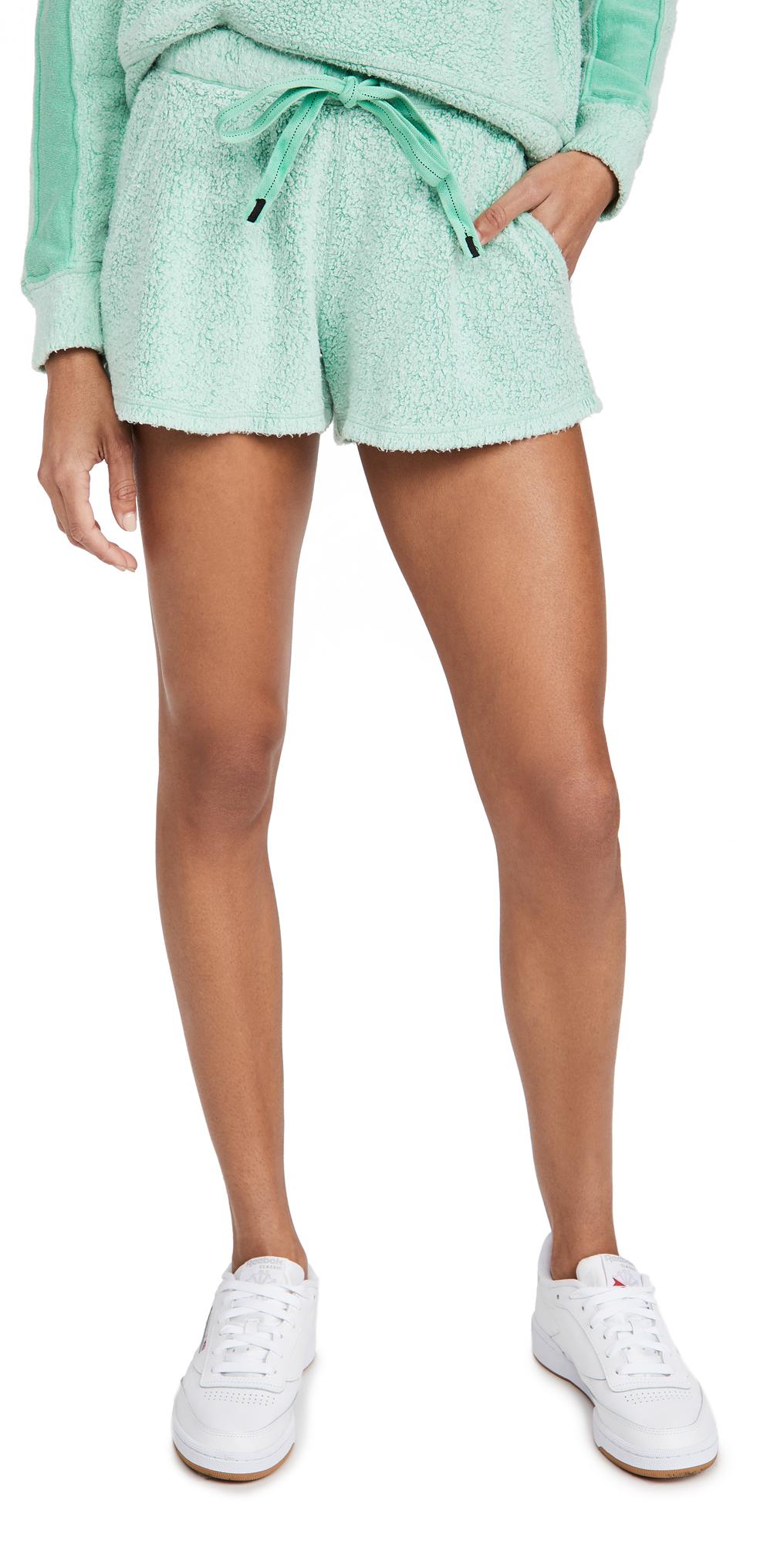 Stateside Sherpa Shorts