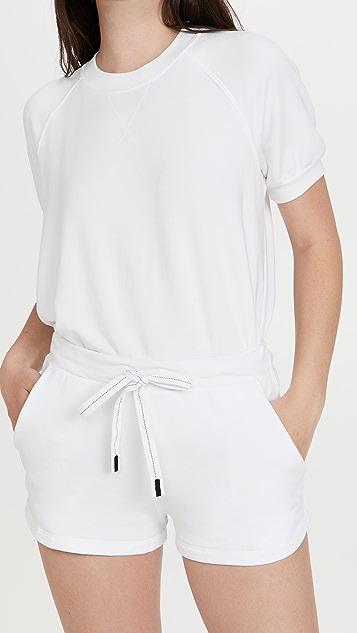 Stateside Softest Fleece Raglan Sweatshirt